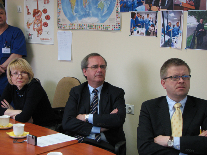 International Organizing committee of the Workshop visited to Yaroslavl